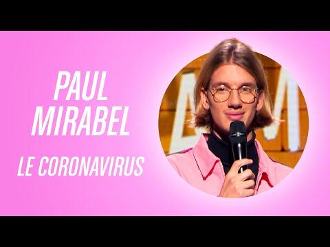 PAUL MIRABEL - LE CORONAVIRUS