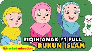 Fiqih Anak Rukun Islam Full Version Part 1 bersama Diva | Kastari Animation Official