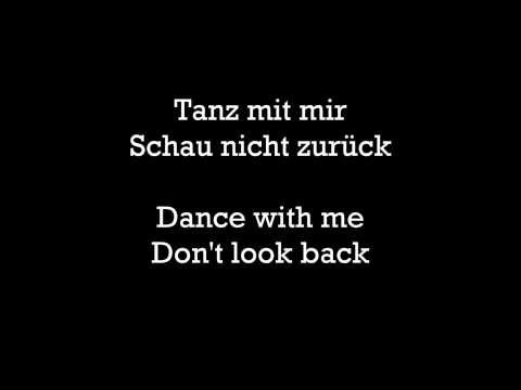 Eisbrecher - Tanz mit mir (with English and German lyrics/mit englischen und deutschen Lyrics)