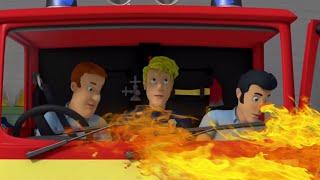 Sam le Pompier ⭐️ Pompier Sam en devoir!  Épisode Complet  Dessin Animé