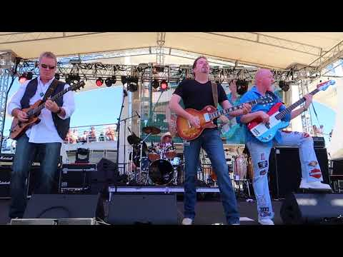 Artimus Pyle Band - Call Me The Breeze - Rock Legends Cruise VI 2/16/18