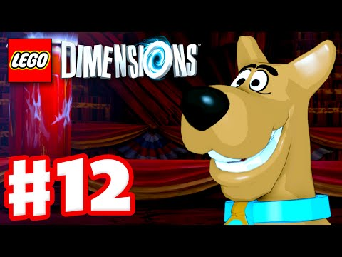 lego-dimensions---gameplay-walkthrough-part-12---scooby-doo!-(ps4,-xbox-one)