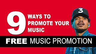 HOW TO PROMOTE YOUR MUSIC LIKE A MAJOR LABEL