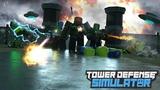 Roblox Tower Defense Simulator Beta winning lnsane mode