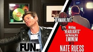 Download Video Nate Ruess On Writing Headlights & Working With Eminem MP3 3GP MP4