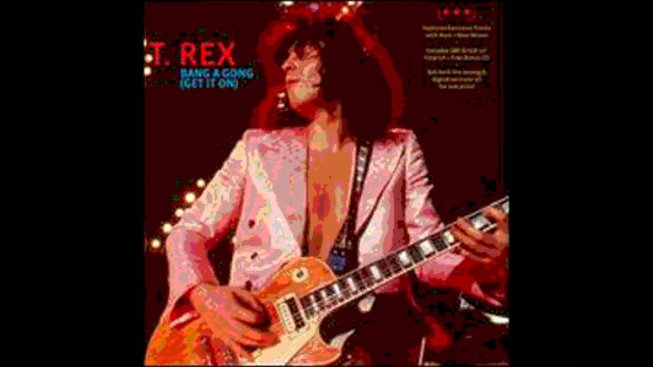 Bang a gong get it on t rex 8bit youtube for T rex get it on