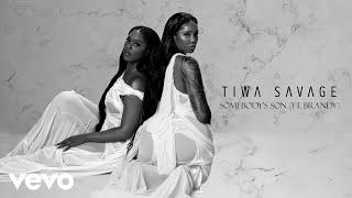 Tiwa Savage - Somebody's Son (Audio) ft. Brandy