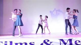 College Fest Delhi | Film School in Delhi | Salsa Dance Performance | RKFMA | 9310047775