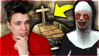 GRÓB ZAKONNICY! ⚰️ - Evil Nun #8