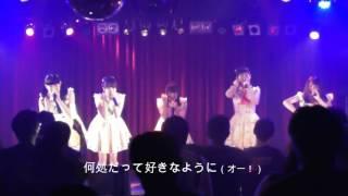 8月21日に行われた「渋谷アイドルキャッスル」にて、たべどる!ManyMany...