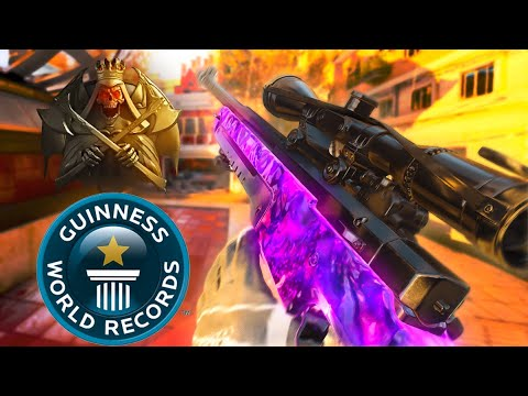 Meet the FASTEST SNIPER you'll EVER SEE on Black Ops Cold War..