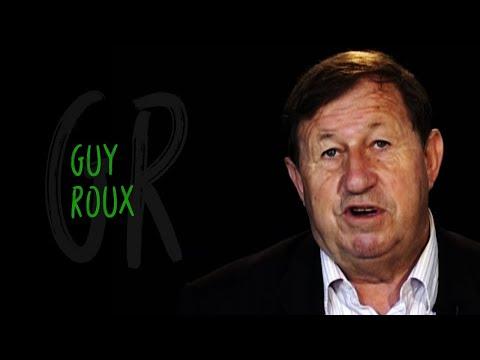 MEMOIRES D'ENTRAINEURS #3 -  GUY ROUX