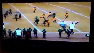 St.pete Lil  Devils Vs Lakewood Jv Flyweight Championship 2014 Opening Kickoff