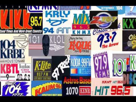 Houston Radio Airchecks circa 1984