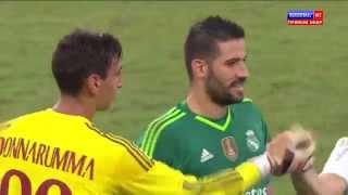 Милан - Реал Мадрид (серия пенальти)