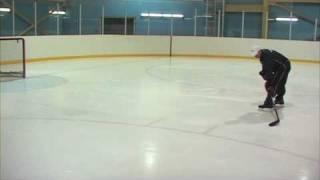 iTrain Hockey Wrist Shot