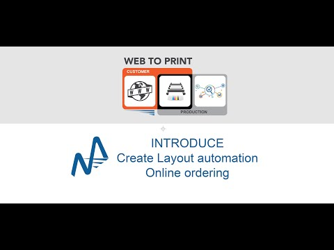M-auto Web To Print