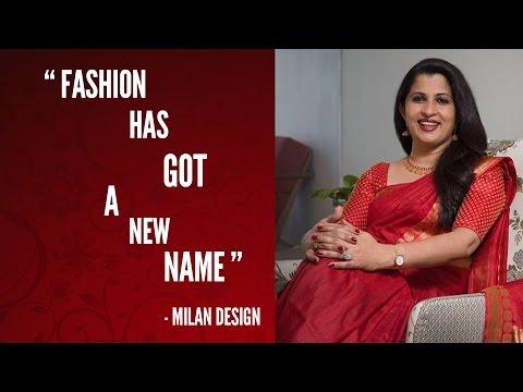 Saree Designer in Kerala | Milan Design