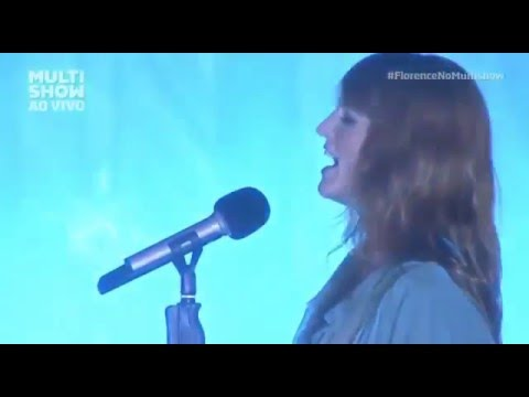 Florence and The Machine - Spectrum (Say My Name) - Live Lollapalooza 2016 Brazil