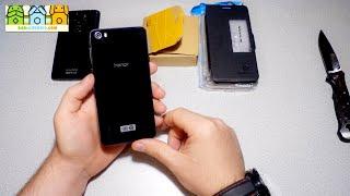 Huawei Honor 6 красивый, мощный, производительный смартфон.