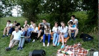 Пікнік баптиської молоді в Італії