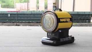 Master SilentDrive 70R Radiant Heater