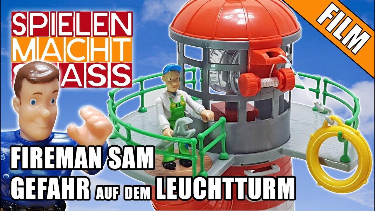 Feuerwehrmann sam deutsch 🚨 gefahr auf dem leuchtturm