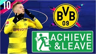 FIFA 19 | Achieve and Leave S3 Ep10 - REAL MADRID QUARTERS!!
