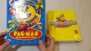 Random Game Unshrinking - Pac-Man: Adventures in Time and Ms. Pac-Man: Quest for the Golden Maze