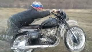 Мото-приколы ИЖ ДЕРЕВЕНСКИЕ МАСТЕРА СТАНТА