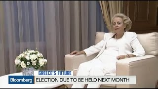 Greek Opposition Leader Warns of Repeat Elections