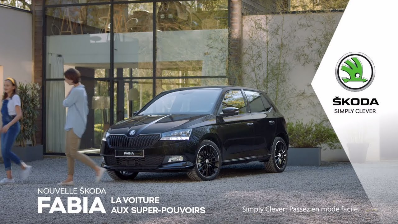 pub skoda fabia avec les indestructibles 2 france 2018 youtube. Black Bedroom Furniture Sets. Home Design Ideas