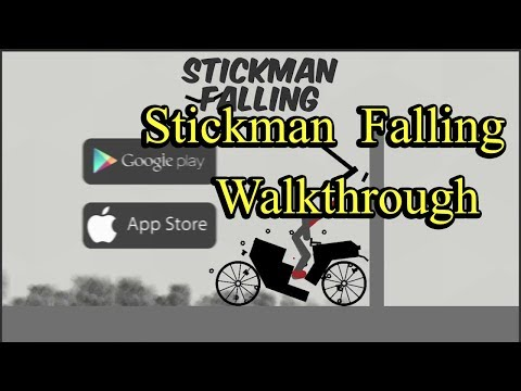 Stickman Falling  Android/IOS (by Sky Go) Best Simulation Game 2019