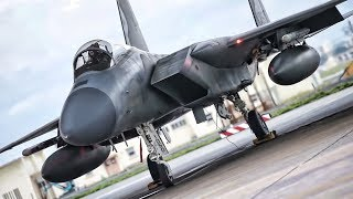 F-15 Eagle Pilots Make Ready For Flight Time • USAF