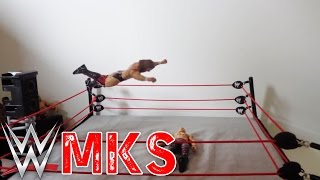 WWE MKS #41 - Extreme Rules 2014: Headbutt to Kane