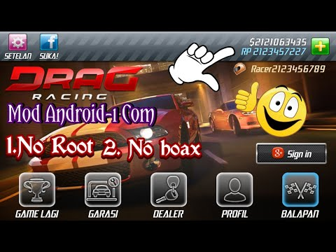 Cara Download Cheat Drag Racing 😘😍