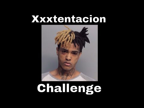 Xxxtentacion Challenge Compilation #FreeX