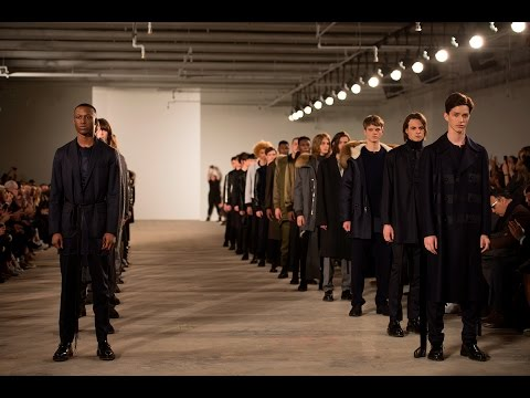 Ovadia & Sons Fall / Winter 2016 Men's Runway Show Exclusive | Global Fashion News