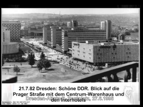 dresden in der ddr youtube. Black Bedroom Furniture Sets. Home Design Ideas