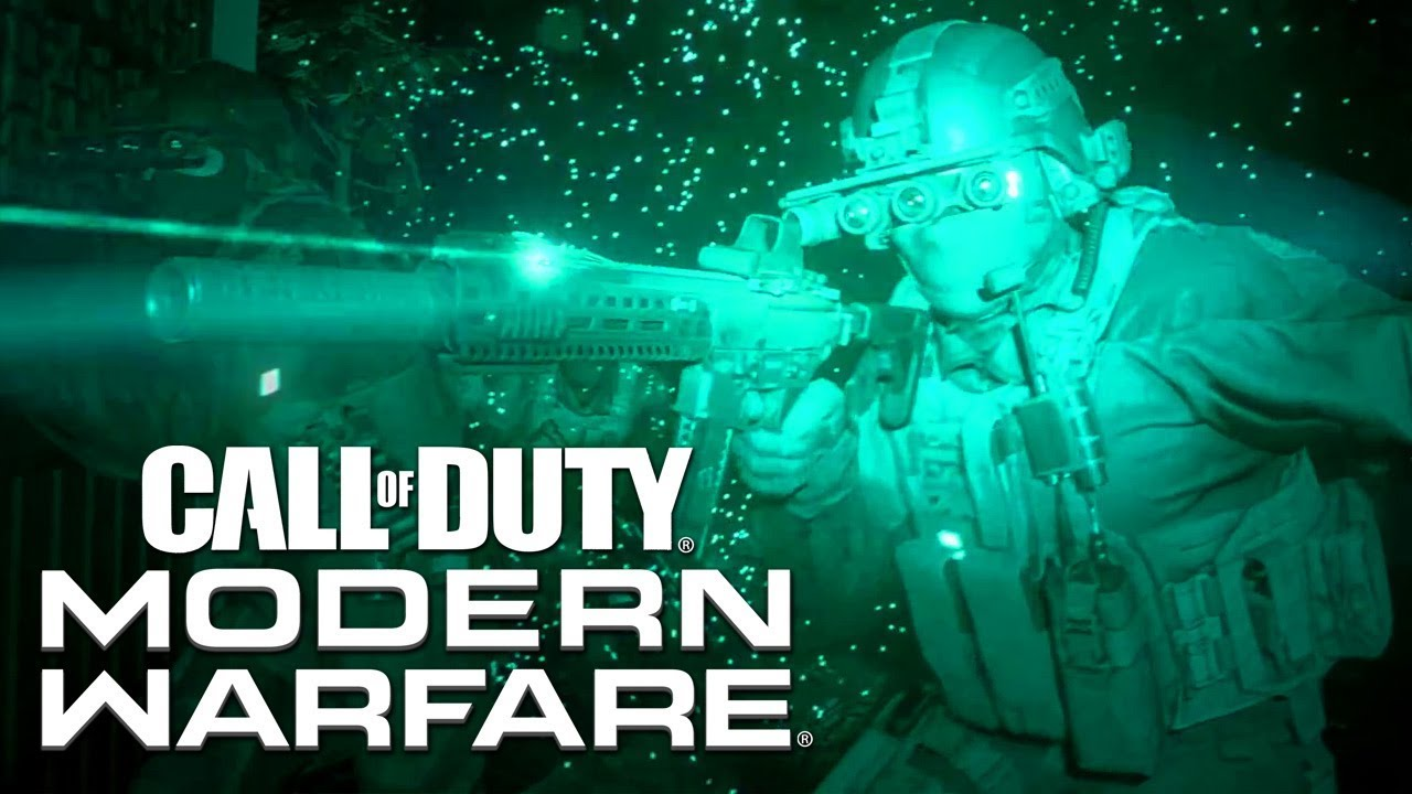 Call Of Duty: Modern Warfare - Official 2v2 Gunfight Multiplayer 4K Gameplay thumbnail