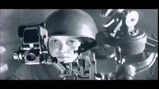 """Лучшие фильмы о войне - """"А зори здесь тихие"""" (1972 год), фрагменты 1-ой серии"""