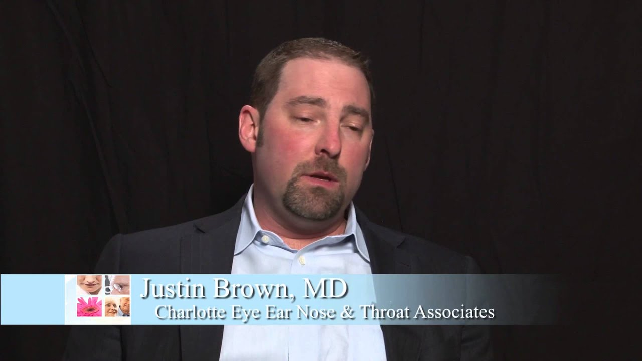 Justin C Brown, Md - Charlotte Eye Ear Nose  Throat -7832