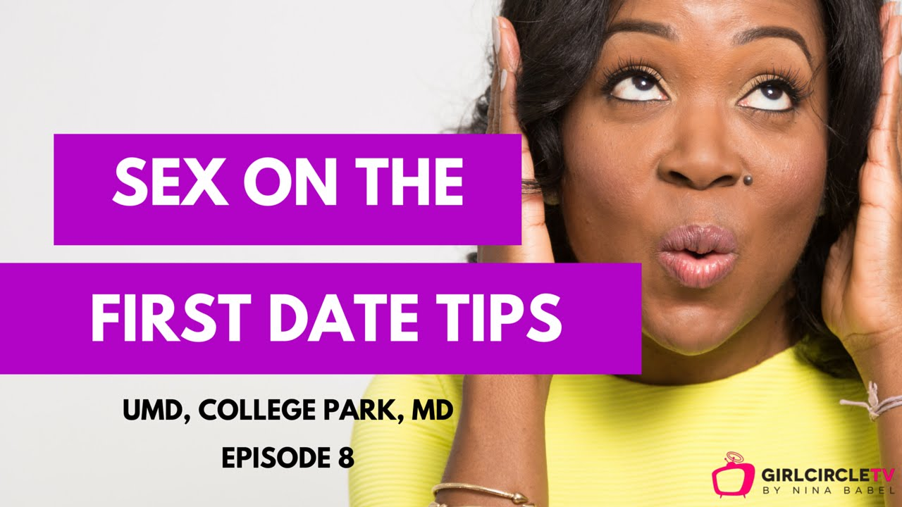Advice having sex on first date