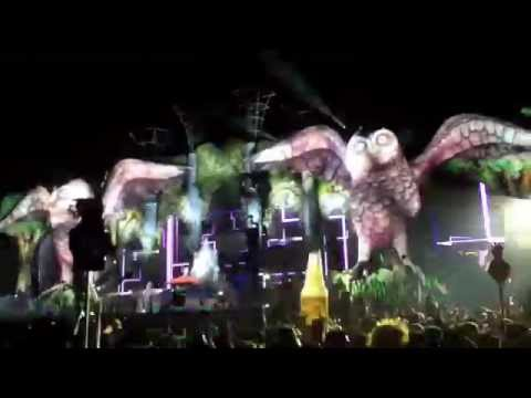 We Make It Bounce - Dillon Francis (ft. Major Lazer and Stylo G) LIVE EDC Orlando 2014
