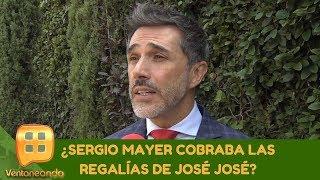 ¿Sergio Mayer cobraba regalías de José José? | Programa del 03 de octubre de 2019 | Ventaneando