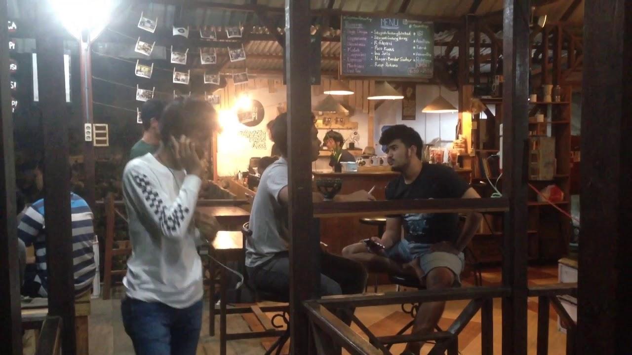 Kedai Minum Kopi Medan Jalan Eka Rasmi VI, Medan Johor