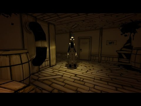 Bendy and the ink Machine | Full Chapters 1&2 No Commentary (Updates, Secrets, Bugs)