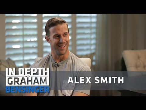 Alex Smith: Feature Interview Preview