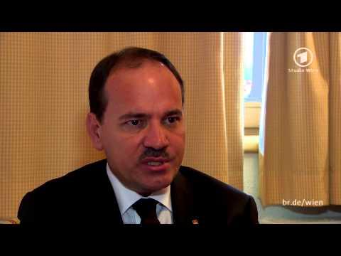 ARD Interview mit dem albanischen Staatspräsidenten Bujar Nishani