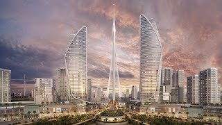 The $1 Billion New Dubai Tower: Dubai Plans Tallest Building in The World Than The Burj Khalifa